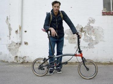 Brompton CHPT3 Folding Bike