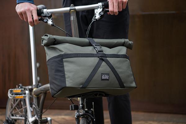 Brompton Bicycle, Borough, folding bike bags
